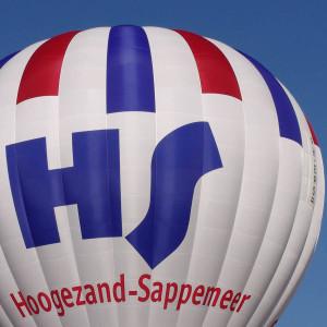 Luchtballon voor gemeente Hoogezand-Sappemeer